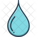 Water Drop Oil Icon