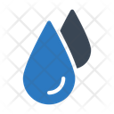 Water Oil Drop Icon