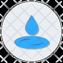 Drop Water Drop Raining Icon