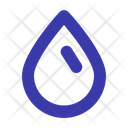 Water Drop Blood Icon
