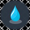 Water Drop Raindrop Aqua Drop Icon