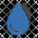 Rain Water Drop Icon