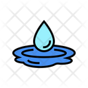Water Drop Drop Filter Icon