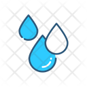 Water Drops Rain Drop Rain Water Icon
