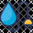 Water Energy Eco Power Icon