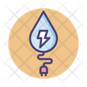 Water Energy Hydro Energy Hydro Power Icon
