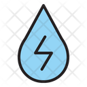 Water Energy Ecology Hydropower Icon
