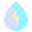 Water Energy Eco Energy Green Energy Icon