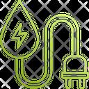 Water Energy Icon