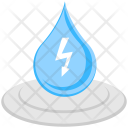 Water Energy Power Icon