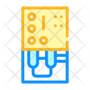 Water Treatment Electrical Icon