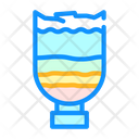 Water Filtration Through Icon