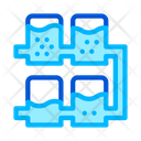 Water Filtration System Icon