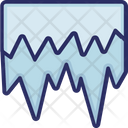 Water Water Flow Ice Icon