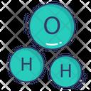 Water Formula Icon