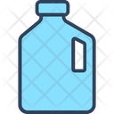 Water Gallon Can Jerry Can Icon