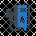 Water Geyser Plumbing Icon