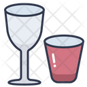 Water Glass Glass Water Icon