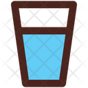Water Glass Glass Water Glass Icon