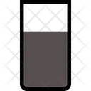 Water Glass Glass Drink Icon