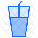 Water Glass Glass Soda Icon