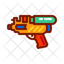 Water Gun Water Fire Gun Gun Icon