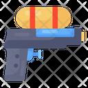 Water Gun Water Pistol Toy Gun Icon