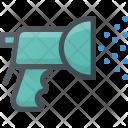 Water Gun Hose Icon