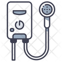 Home Heater Water Icon
