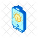 Timer Irrigation System Icon