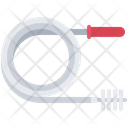 Plumbing Cable Plumber Icon