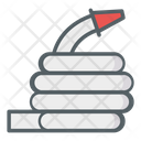 Hose Pipe Water Icon