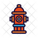 Hydrant Water Hydrant Tool Icon
