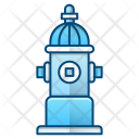 Water Hydrant Device Icon