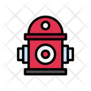 Hydrant Water Tap Icon