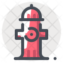 Water Hydrant Firedepartment Icon