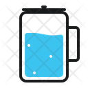 Water jar Icon