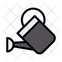 Agriculture Plantation Watercan Icon