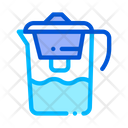 Healthy Water Home Icon