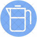 Water Jug Jug Jug Scale Icon
