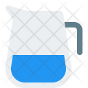 Water Vessel Jug Icon