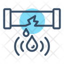 Water Leak Icon