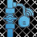 Water Leak Sensor Icon
