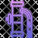 Pipe Leakage Plumber Icon