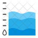 Water Level Level Water Stat Icon