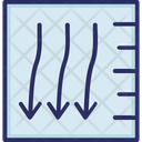 Water Sea Water Level Icon