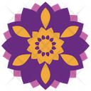 Water Lily Flower Icon