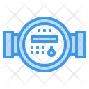 Meter Water Meter Water Icon