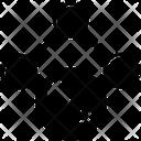 Water Molecule Icon