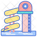 Water Park Icon